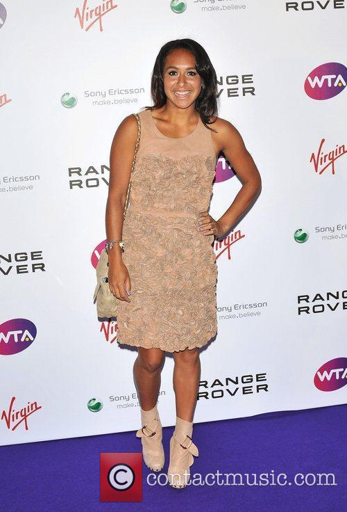 Heather Watson Pre-Wimbledon Party held at The Roof...