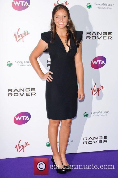 Laura Robson Pre-Wimbledon Party held at The Roof...