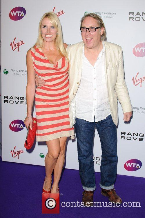 Nancy Sorrell and Vic Reeves 7