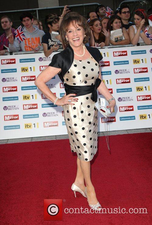 Esther Rantzen The Pride of Britain Awards 2011...