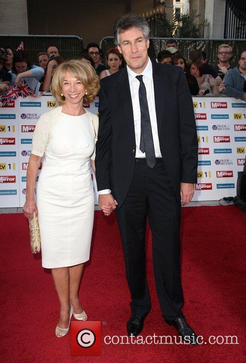 Helen Worth and Michael Angelis The Pride of...