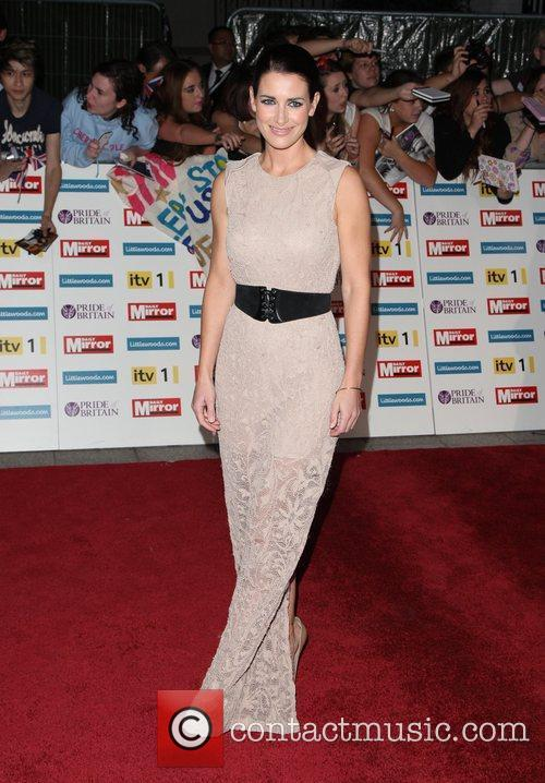 Kirsty Gallacher The Pride of Britain Awards 2011...