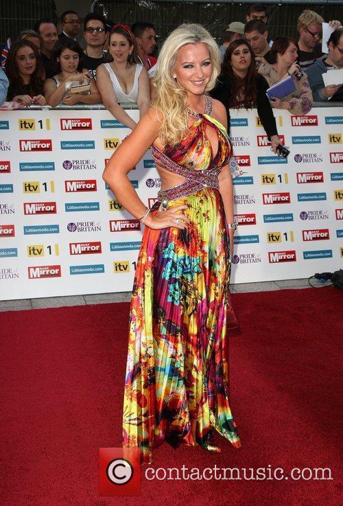 Michelle Mone The Pride of Britain Awards 2011...