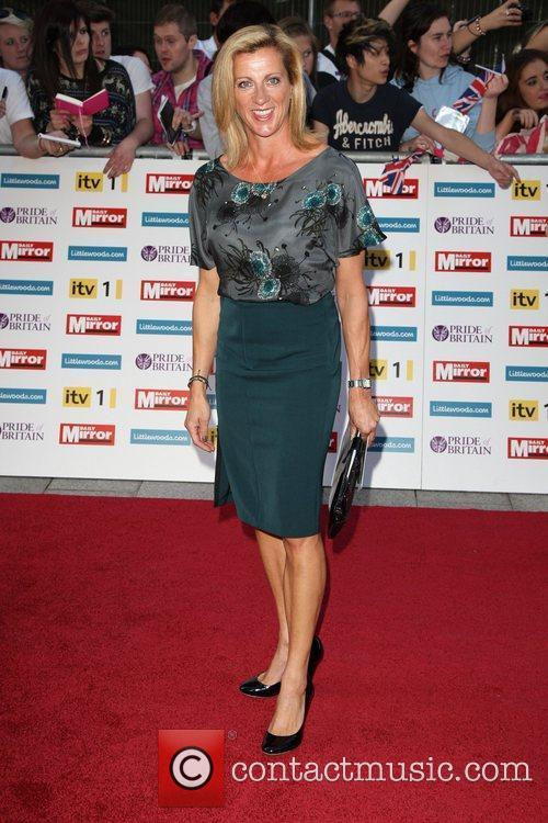 Sally Gunnell The Pride of Britain Awards 2011...