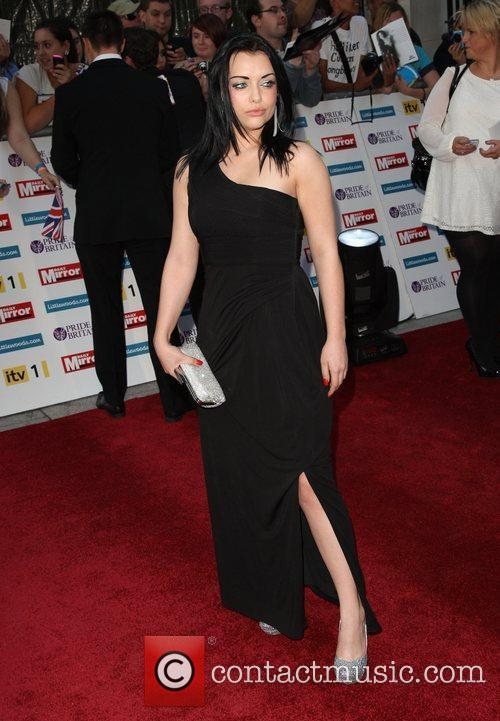 Shona McGarty The Pride of Britain Awards 2011...