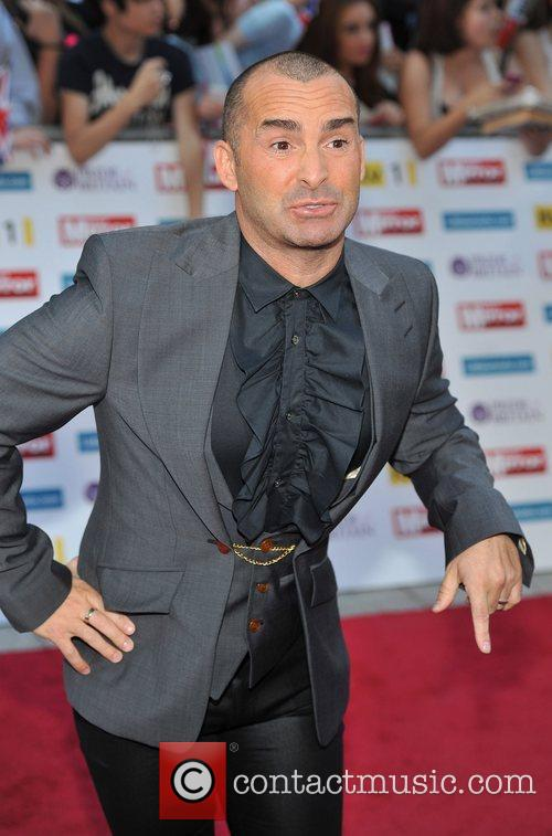 Louie Spence and Grosvenor House 4