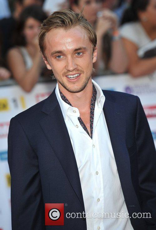 Tom Felton and Grosvenor House 1