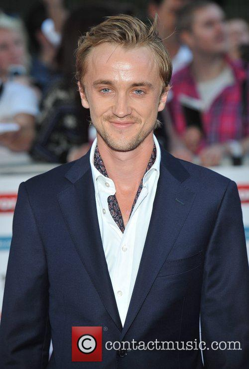 Tom Felton and Grosvenor House 2