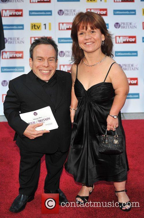 Warwick Davis and Grosvenor House