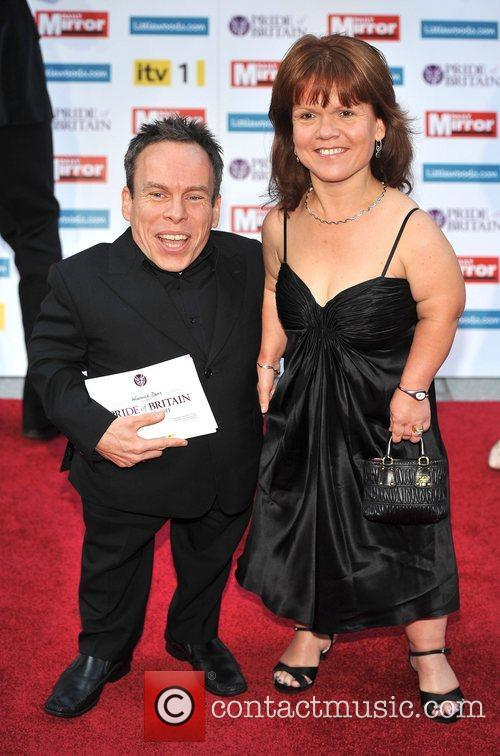 Warwick Davis and Grosvenor House 2