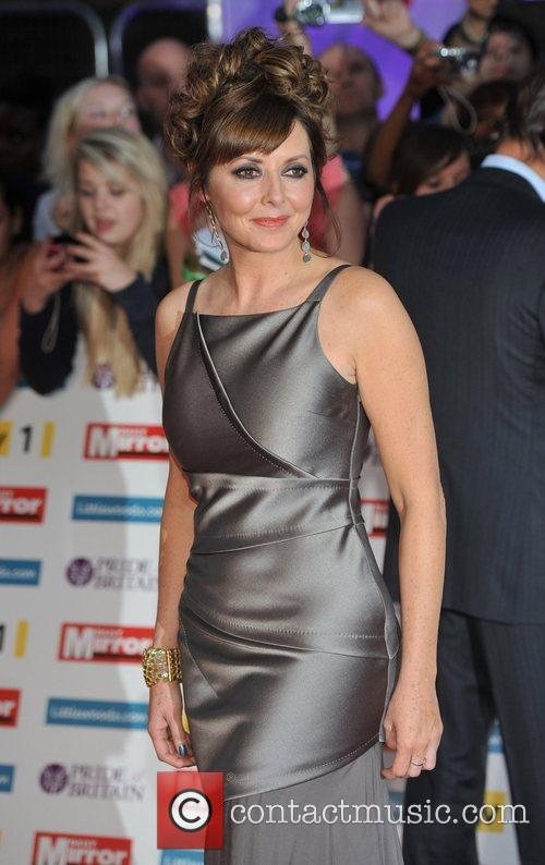Carol Vorderman and Grosvenor House 6