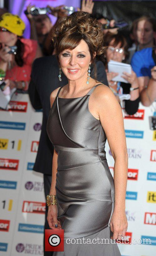 Carol Vorderman and Grosvenor House 1