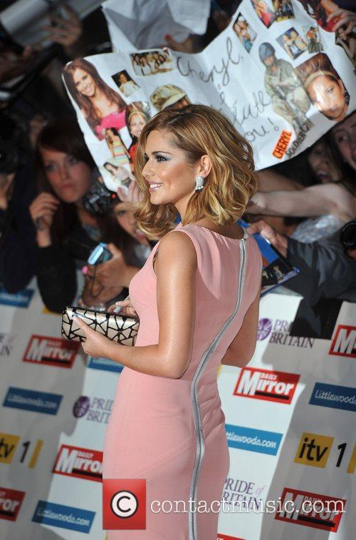Cheryl Cole and Grosvenor House 14