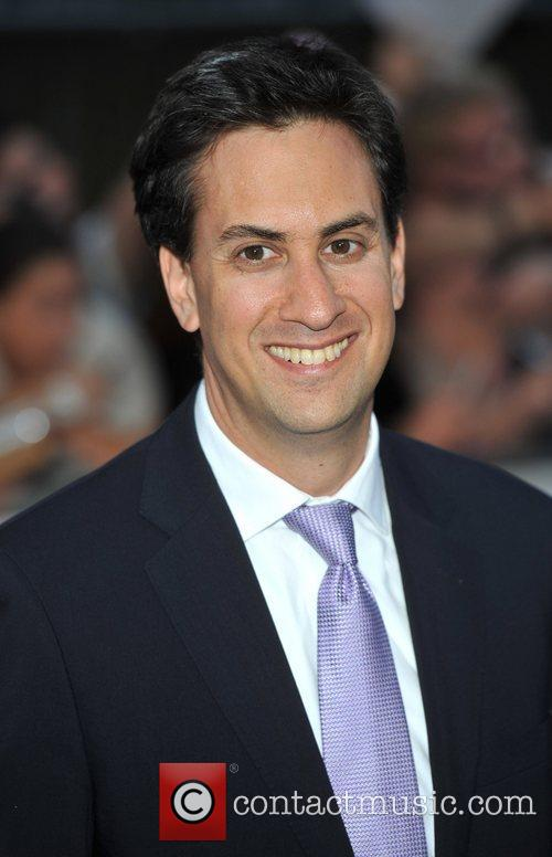 Ed Miliband and Grosvenor House 2