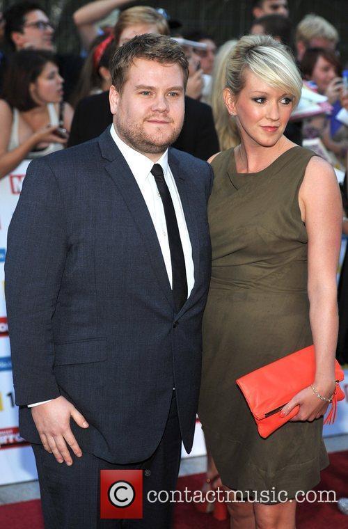 James Corden and Julia Carey 2011 Pride of...