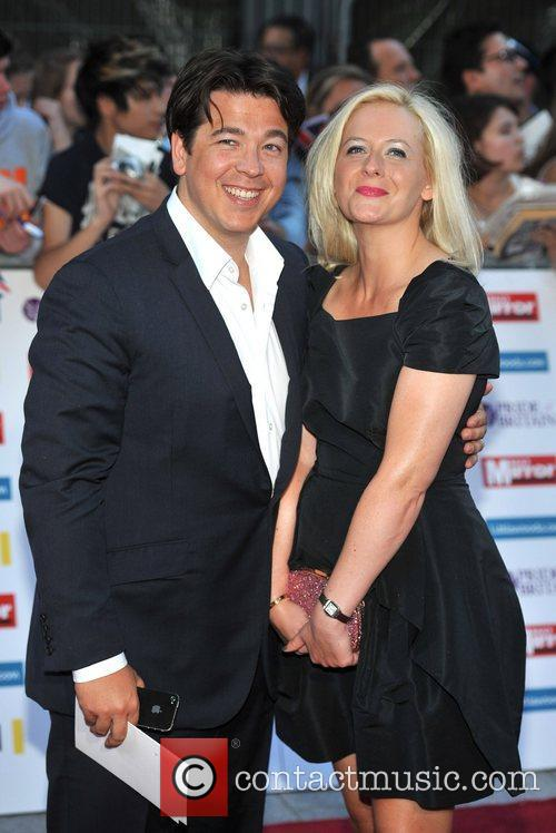 Michael Mcintyre and Grosvenor House 2