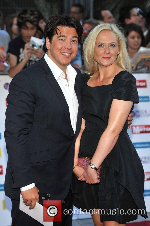 Michael Mcintyre and Grosvenor House 1