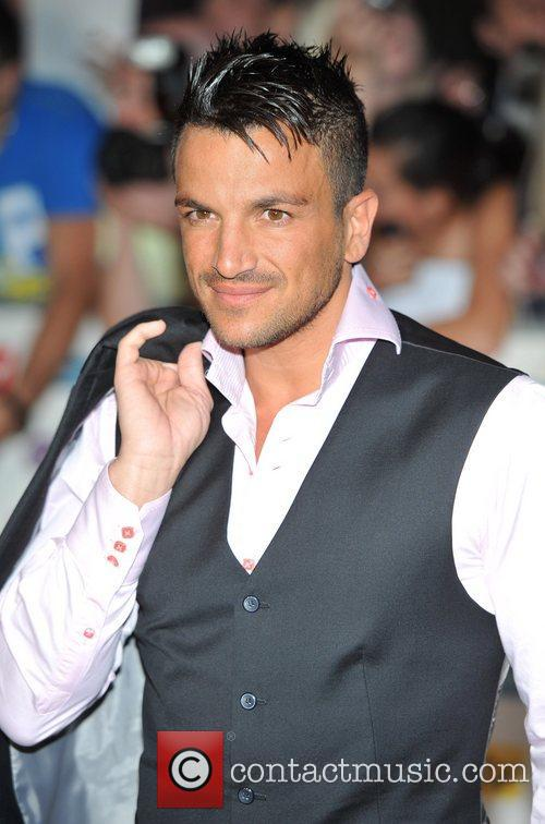 Peter Andre and Grosvenor House 1