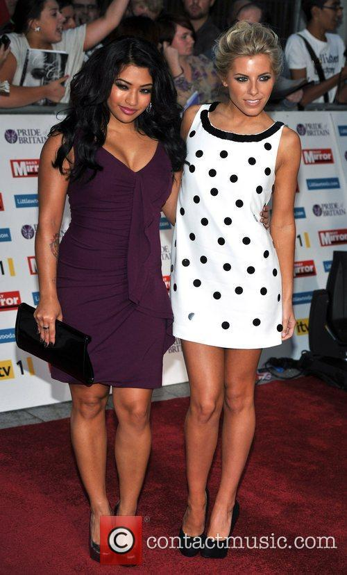Vanessa White, Mollie King and Grosvenor House 3