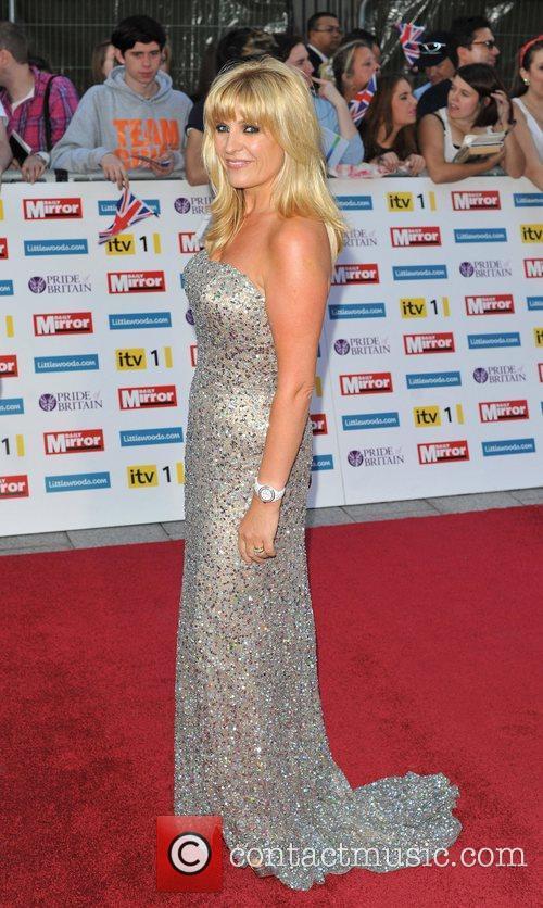 Yvie Burnett 2011 Pride of Britain Awards held...