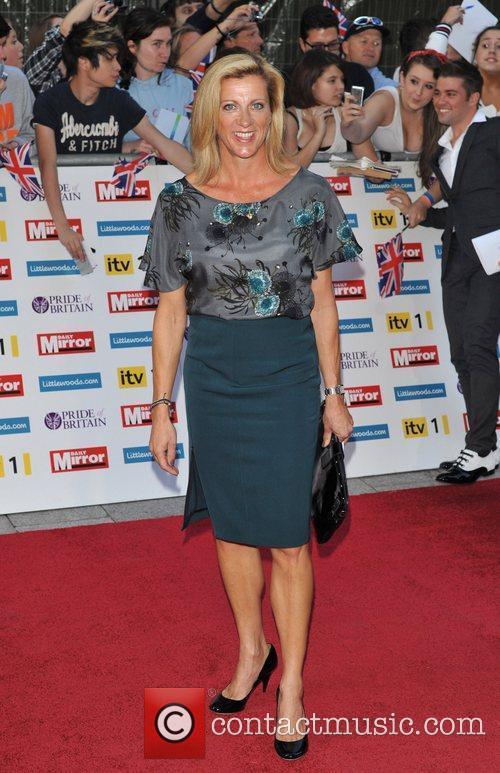 Sally Gunnell 2011 Pride of Britain Awards held...
