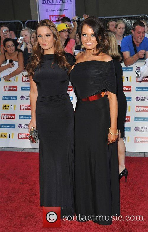 Sam Faiers and Jessica Wright 2011 Pride of...