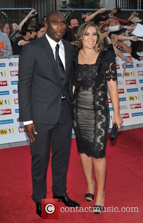 Sol Campbell and Grosvenor House 2