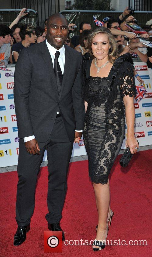 Sol Campbell and Grosvenor House 1