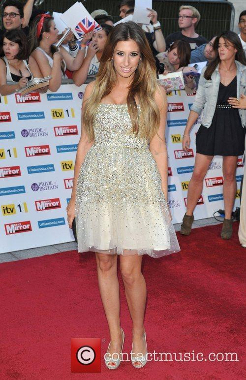 Stacey Solomon 2011 Pride of Britain Awards held...