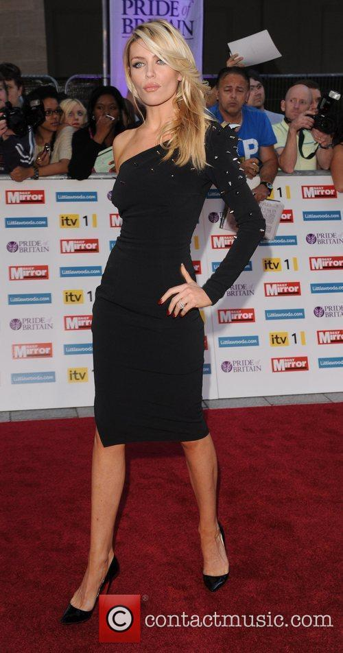 Abbey Clancy The Pride of Britain Awards 2011...