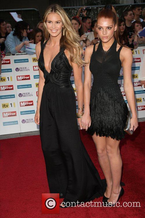 Elle Machpherson and Jade Thompson The Pride of...
