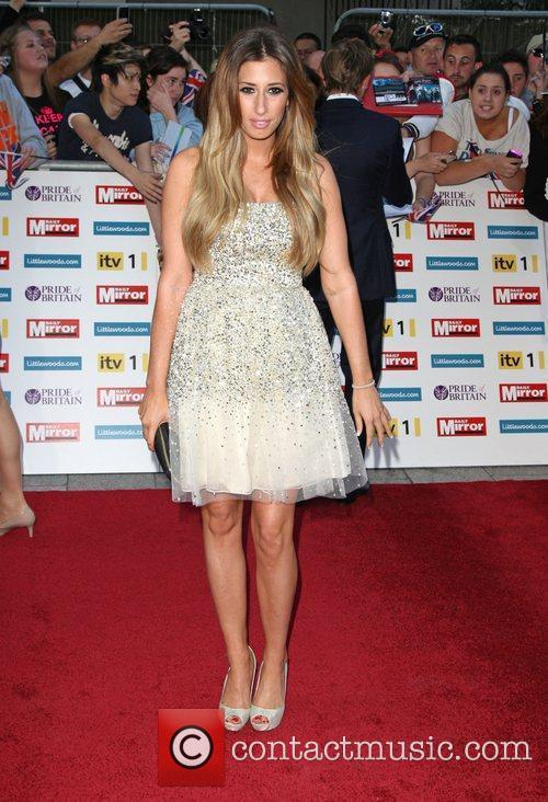 Stacey Solomon The Pride of Britain Awards 2011...