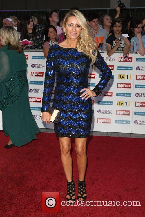 Tess Daly The Pride of Britain Awards 2011...