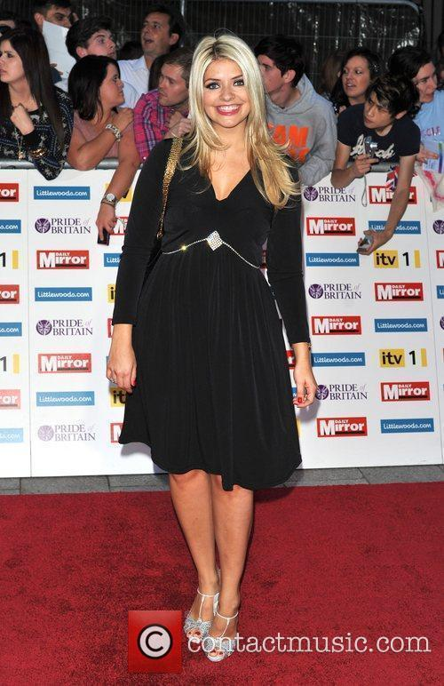 Holly Willoughby and Grosvenor House 5