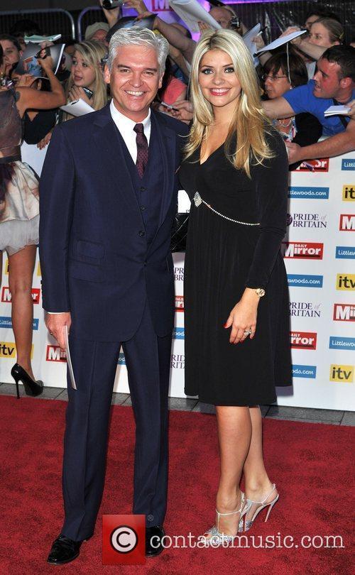 Holly Willoughby and Grosvenor House 6