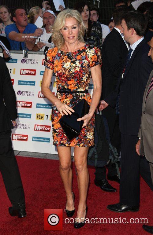 Nell McAndrew The Pride of Britain Awards 2011...