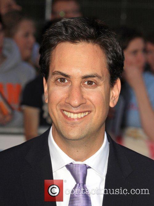 Ed Miliband The Pride of Britain Awards 2011...