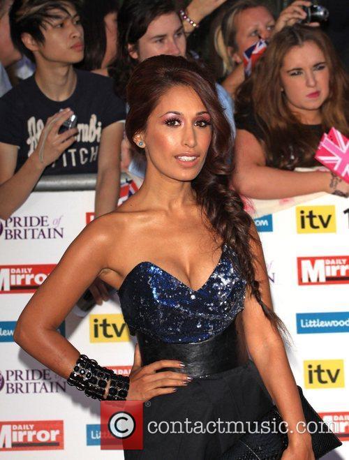 Preeya Kalida The Pride of Britain Awards 2011...