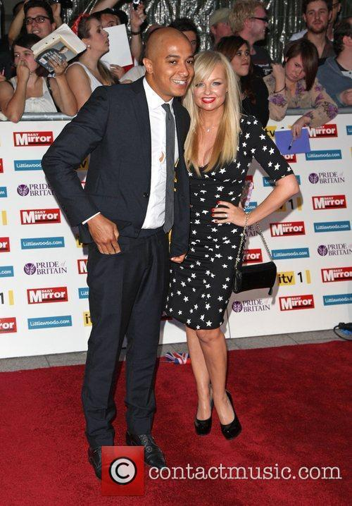 Jade Jones and Emma Bunton 4
