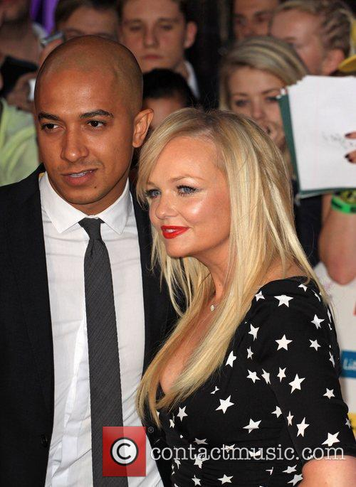Jade Jones and Emma Bunton 1