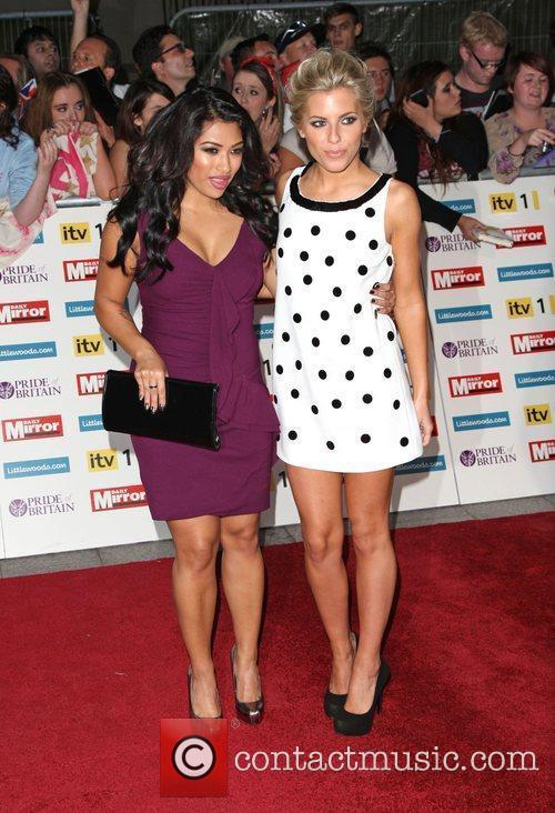 Vanessa White, Mollie King and The Saturdays 4