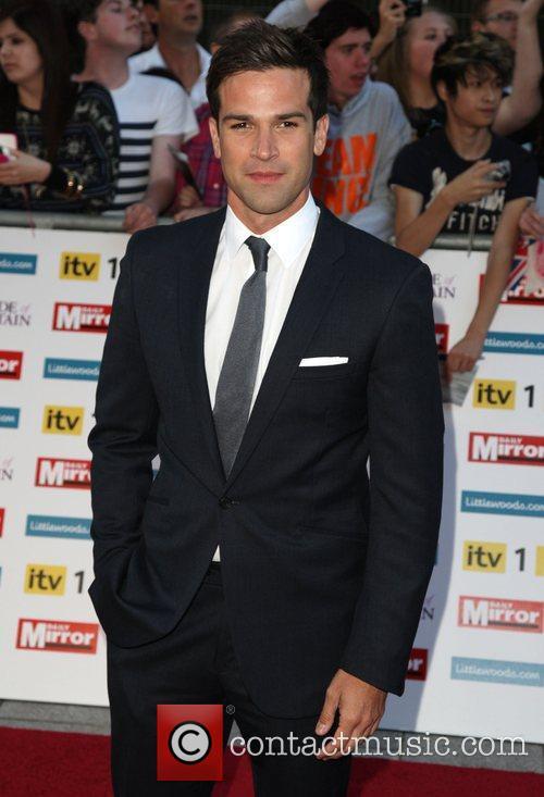 Gethin Jones The Pride of Britain Awards 2011...