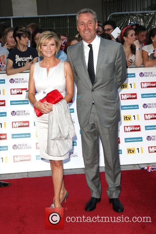 Mark Austin and Julie Etchingham The Pride of...