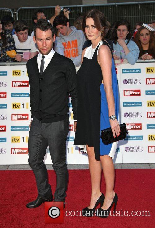 Peta Todd and Mark Cavendish The Pride of...