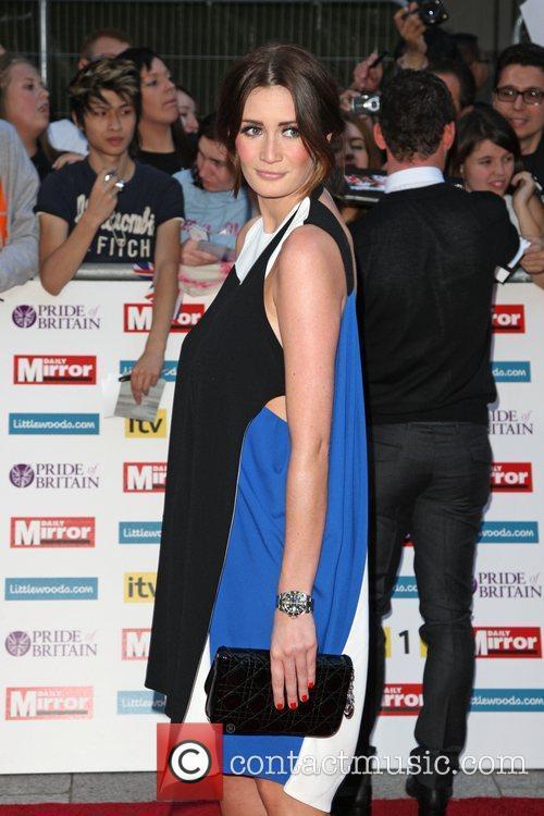 Peta Todd The Pride of Britain Awards 2011...