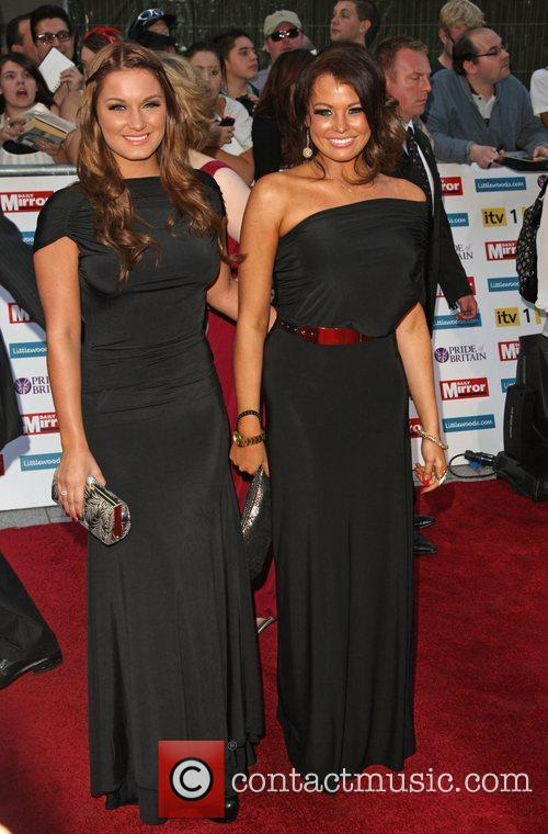 Sam Faiers and Jessica Wright The Pride of...