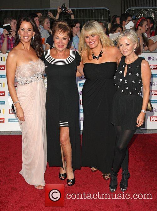 Denise Welch, Andrea Mclean and Sally Lindsay 3