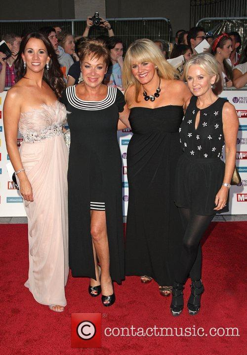 Denise Welch, Andrea Mclean and Sally Lindsay 1