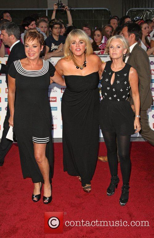 Denise Welch and Sally Lindsay 2
