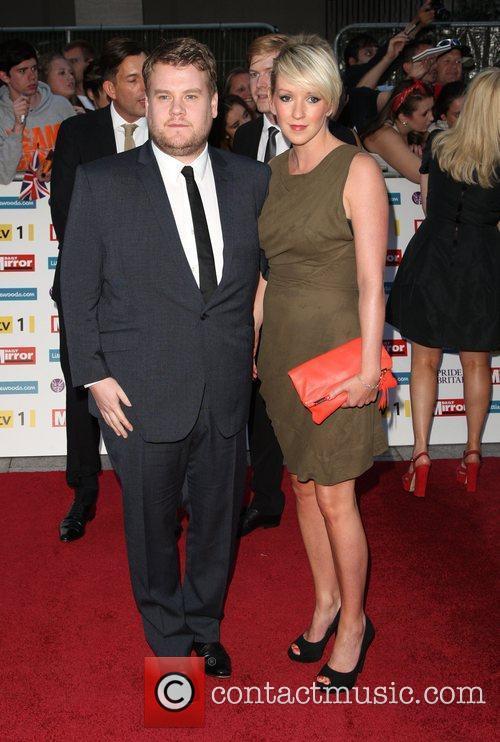 James Corden and Julia Carey The Pride of...